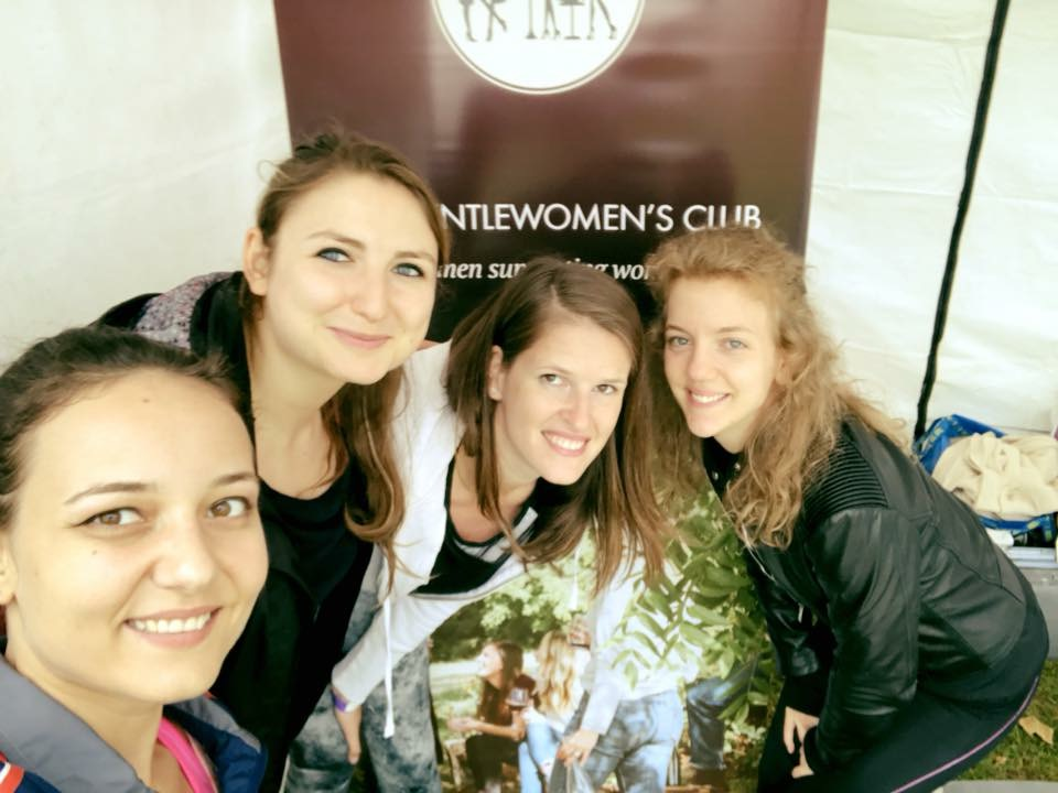 The Gentlewomen's Club launches its #GWCBookClub Initiative